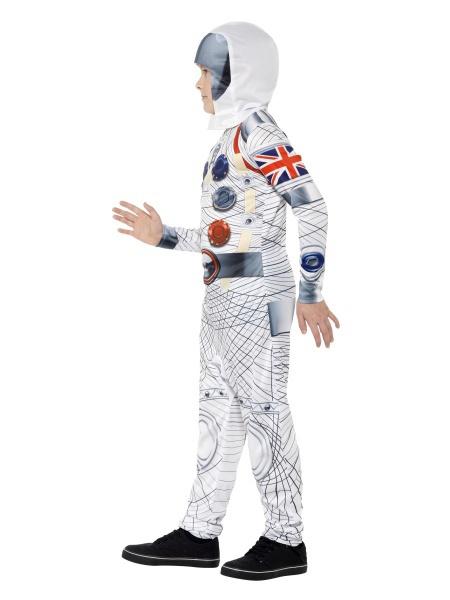 984cd6f8d794 Dětský kostým Kosmonaut - Ptákoviny Karneval