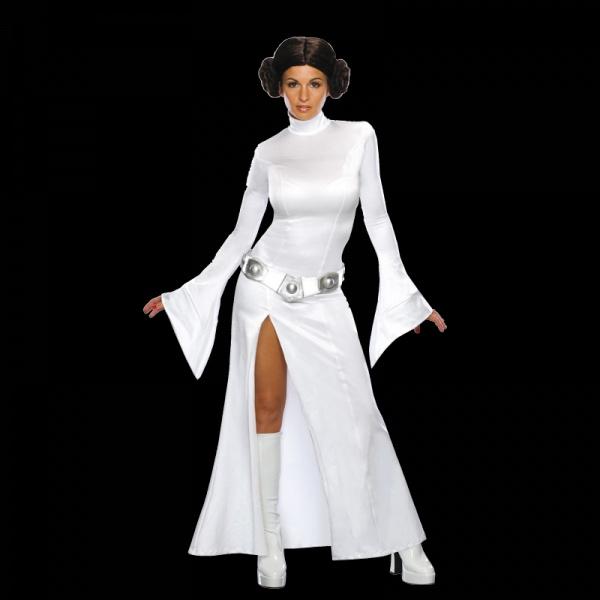 cba520684763 Kostým Princezna Leia - Hvězdné války - Ptákoviny Karneval