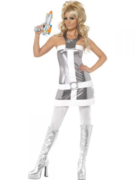 6634b14181cb Vesmírný retro kostým - Ptákoviny Karneval
