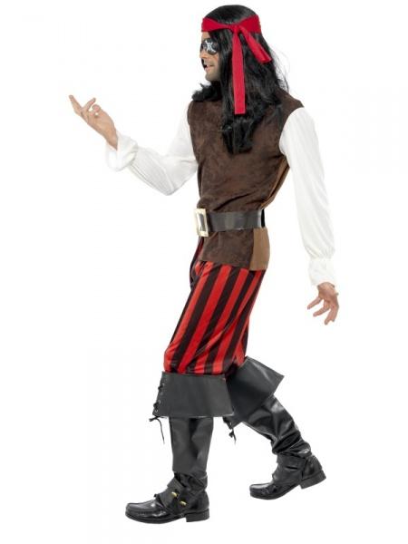 Kostým Pirát 1. důstojník - Ptákoviny Karneval ba479bdc613
