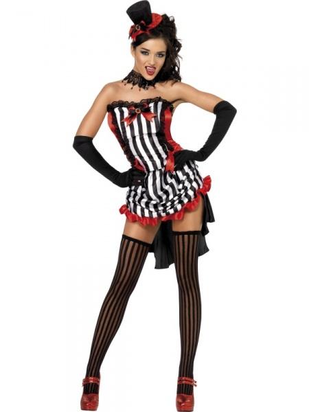 Kostým Sexy Upírky - Vampírky. Úvod   Karnevalové kostýmy   Upíří ... b087df719fa