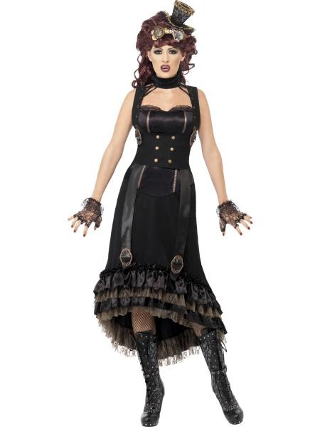 Kostým Viktoriánské upírky. Úvod   Karnevalové kostýmy   Upíří ... 2ba5b7ff71a