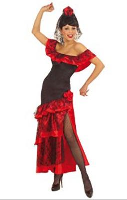 d71e9a0dd1dc Dámské šaty - Seňorita - Ptákoviny Karneval