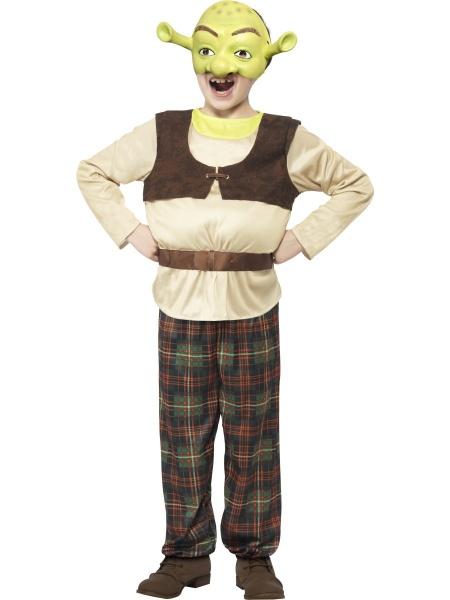 44e96e15b6c Dětský kostým - Shrek. Úvod   Dětské karnevalové kostýmy   ...