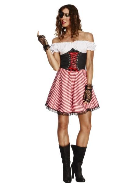 98aff98fed9a Dámský kostým - Sexy pirátka - Ptákoviny Karneval