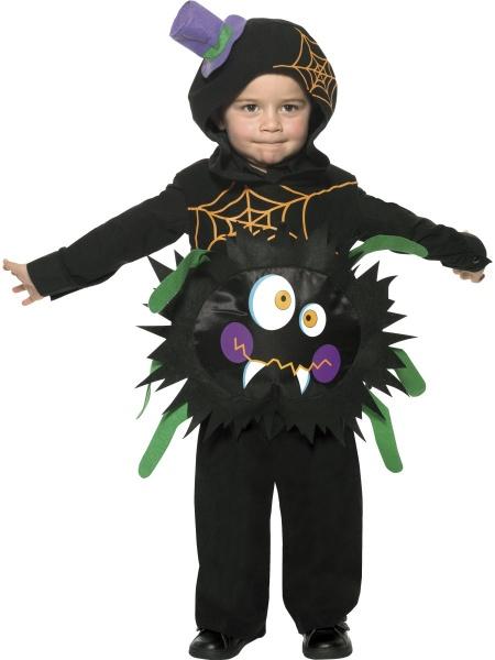 Dětský kostým Pavouk - Ptákoviny Karneval 69397dfd397