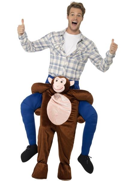 107f73987c4 Kostým Jezdec na opici. Úvod   Karnevalové kostýmy   Klaunské a vtipné ...