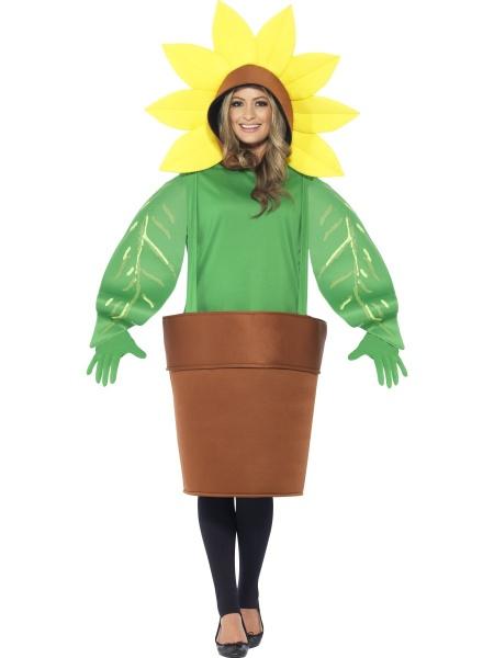 f6f84b8e128 Kostým Slunečnice. Úvod   Karnevalové kostýmy   Klaunské a vtipné ...