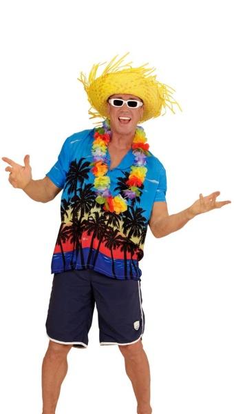 Havajská košile - Palmy - Ptákoviny Karneval 7e20d22798