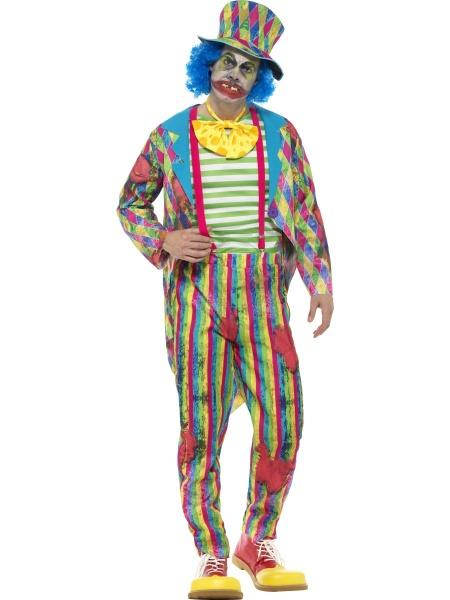 84a57a97bbfa Kostým Klaun bezdomovec - Ptákoviny Karneval